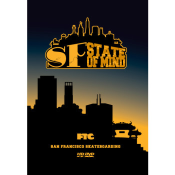 SF State of Mind DVD