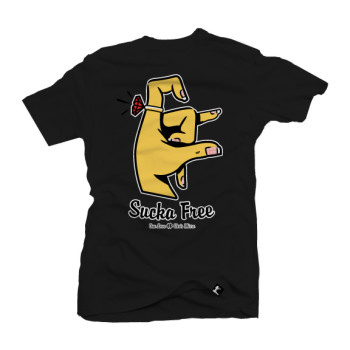 Sucka Free (Black) T-shirt