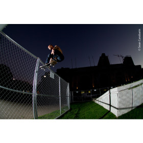John Ollie Photo Print