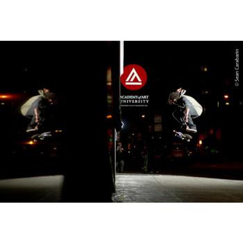 Larry Pop Shove Photo Print