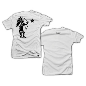Shootin' Stars T-shirt (White)