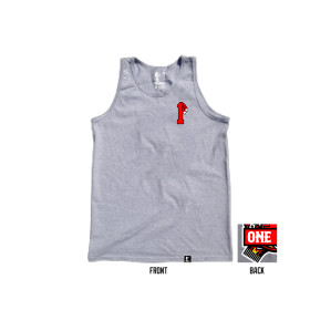 Warpath Tank Top (Gray)